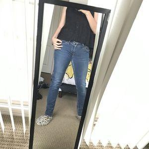 Levis 2000s jeans straight leg